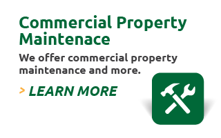 Commercial Property Maintenace: We offer commercial snow removal, flower bed maintenance and more. Learn More